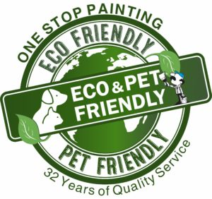 Eco & Pet Friendly